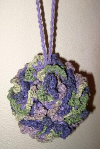 Bath Puff 187 Karen S Crochet