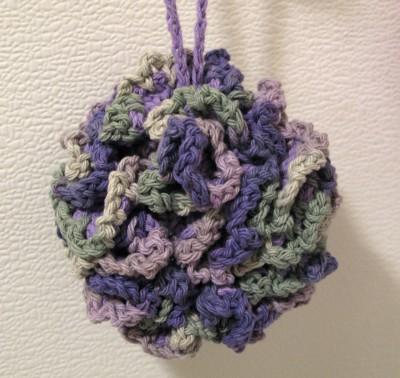 Crochet Cleansing Bath Puff | - Crochet Free patterns