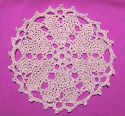 Heart S Desire Doily 187 Karen S Crochet